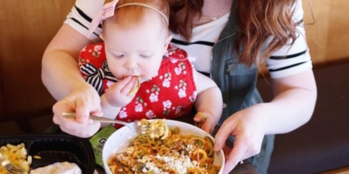 Kids Eat Free at Noodles & Company Every Tuesday in September + FREE Delivery