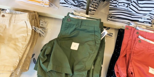 Old Navy Women's Shorts Only $12 (Regularly $27)