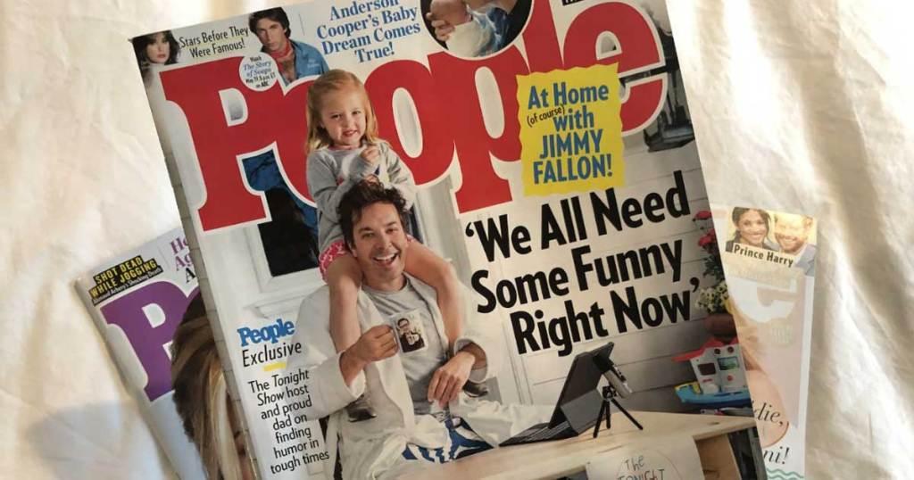 jimmy fallon people magazine cover