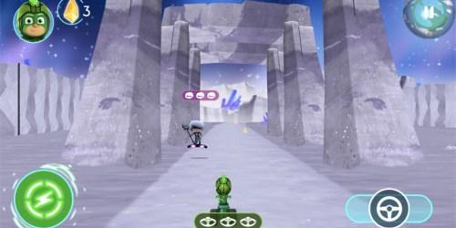 FREE PJ Masks Racing Heroes Game App