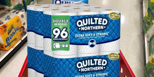 Quilted Northern 48-Roll Toilet Paper Just $27.50 Shipped | Available NOW
