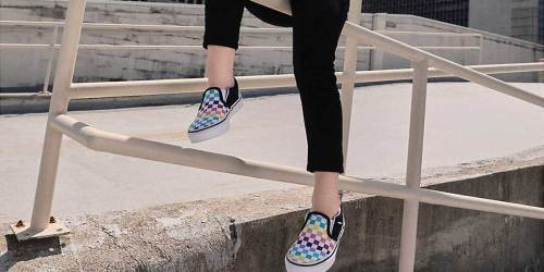 Vans Kids Shoes from $29.99 Shipped Plus FREE Art Kit