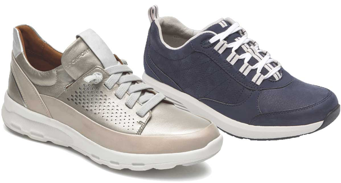 rockport sneakers stock images