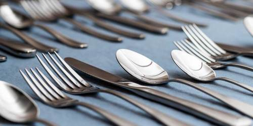 International Silver 51-Piece Stainless Steel Cutlery Sets Only $39.99 Shipped on Macys.com (Regularly $80)