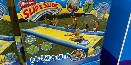 Wham-O 26′ Super Slip 'N Slide Only $99.99 at Costco
