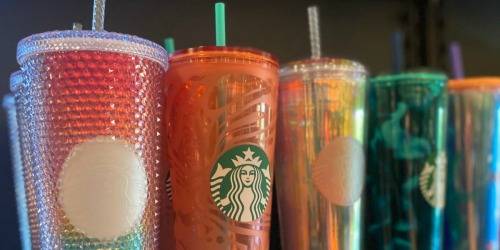 You Can Now Order Starbucks Cups Using the App & Pick up In-Store