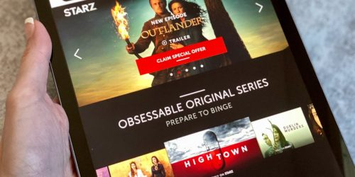 Starz Subscription Only $2.99/Month for 3 Months   Watch Outlander, Heels, Jumanji & More