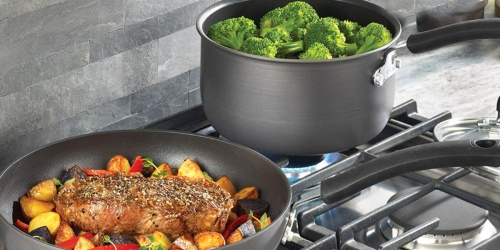 T-Fal 12-Piece Cookware Set Only $69.99 Shipped on Amazon | Over 3,700 5-Star Reviews