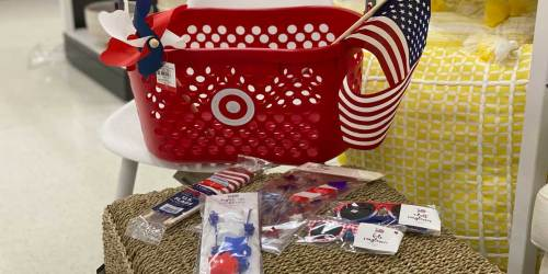 Patriotic Decor & Accessories from $1 at Target   Flags, Sunglasses & More