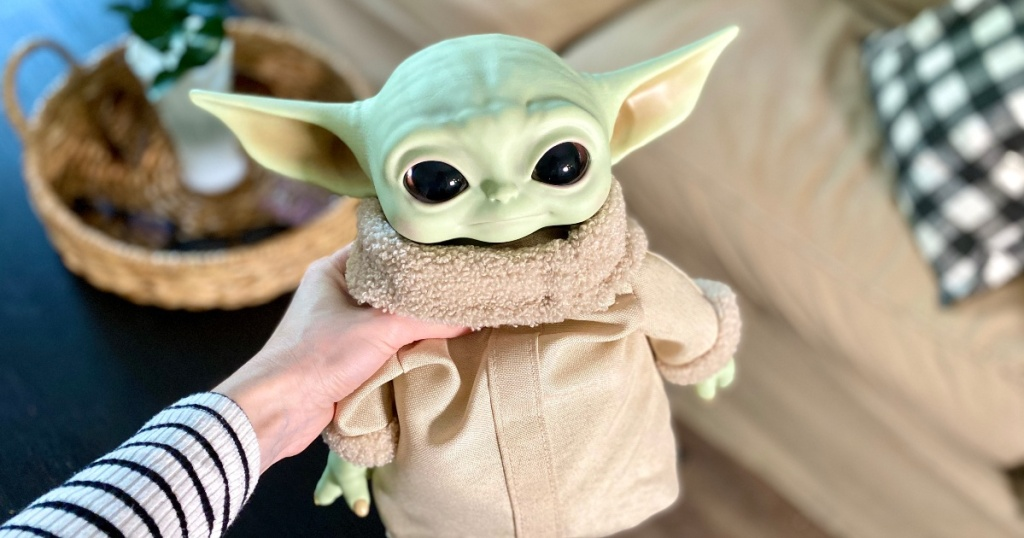 The Child plush toy