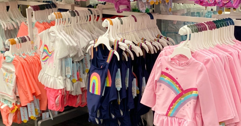 toddlet swimwear at Target