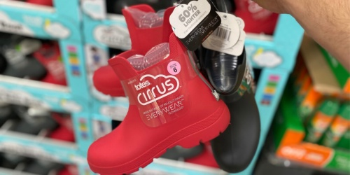 Totes Women's Rain Boots Possibly Only $19.81 at Sam's Club