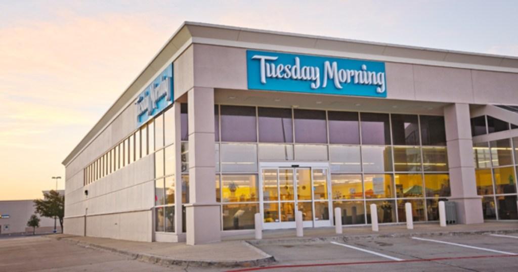 Tuesday Morning exterior
