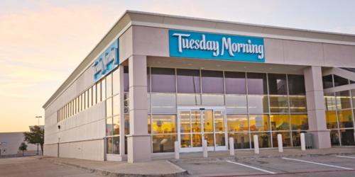 Tuesday Morning Closing 230 Stores