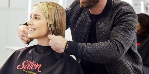 50% Off Ulta Beauty Haircut and Style for Healthcare Workers