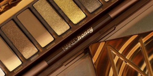 Urban Decay Naked Honey Palette Just $22 Shipped (Regularly $49)