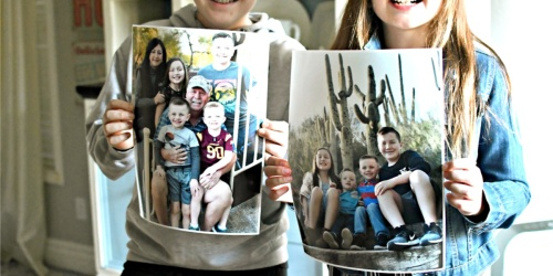 11×14 Photo Poster Only $1.99 + Free Walgreens Store Pickup