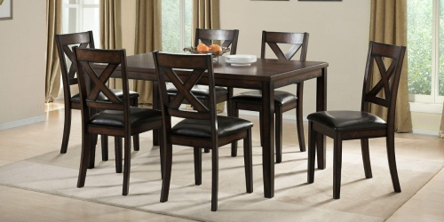Walker 7-Piece Dining Set Just $399 Shipped on SamsClub.com (Regularly $599)