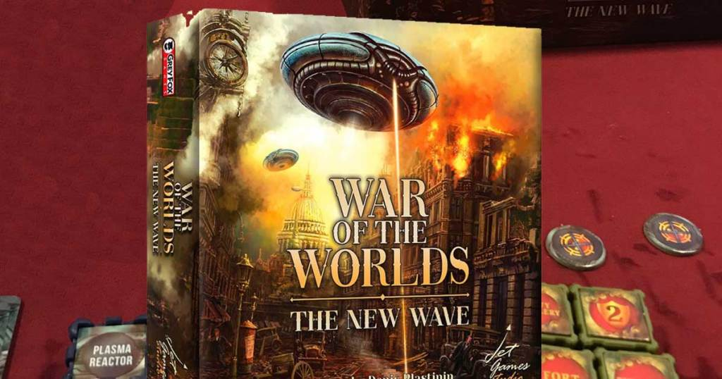 war of the world game