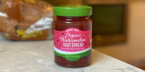 Trader Joe's Organic Watermelon Fruit Spread is Here