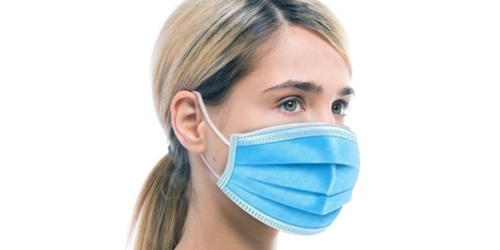 100 Non-Medical Disposable Face Masks Only $37 Shipped on Walmart.com