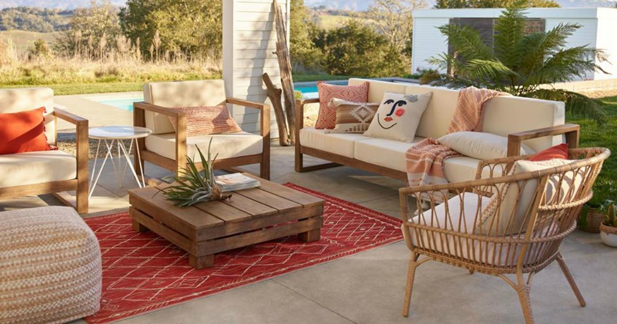 Off World Market Outdoor Furniture, World Market Patio Furniture