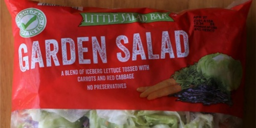 ALDI, Jewel-Osco, & Hy-Vee Stores Recall Bagged Salad