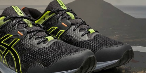 ASICS Gel Sonoma Trail Running Shoes Only $38 Shipped (Regularly $80)