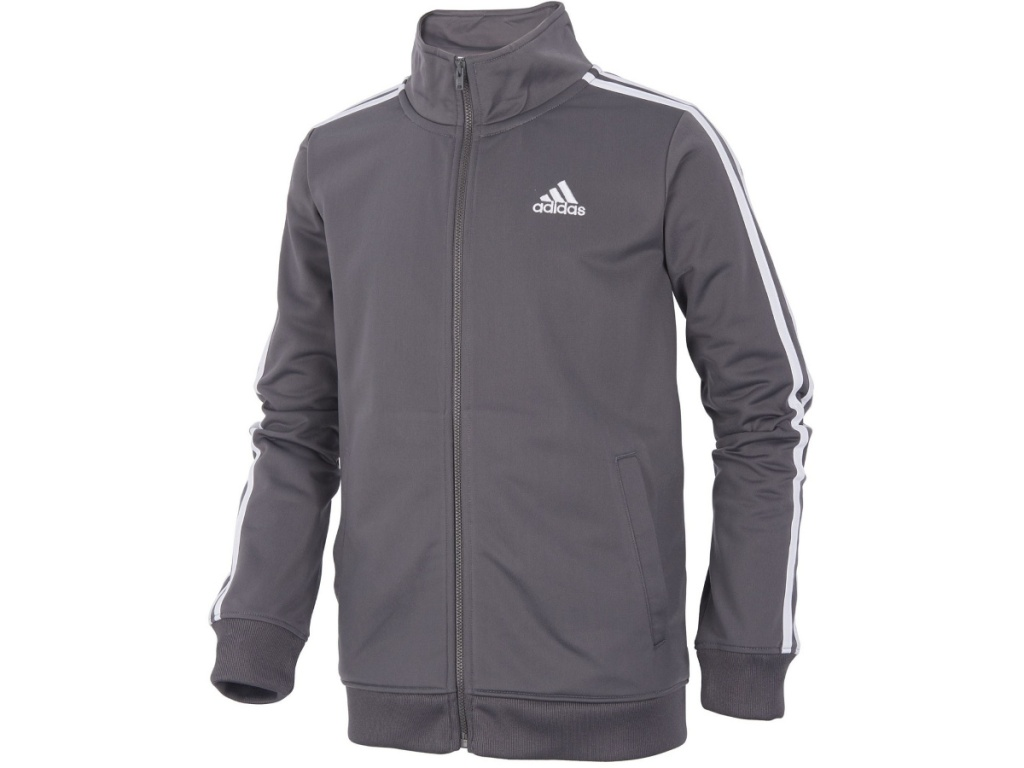 Adidas Big Boys Iconic Tricot Jacket