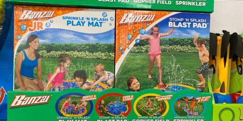 Banzai Kids Splash Pads Just $8.99 at ALDI