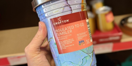 Insulated Tumblers & Bags Just $6.99 at ALDI
