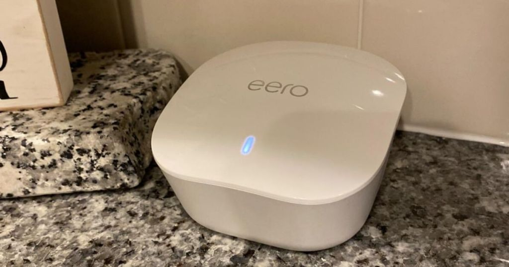small wifi router box