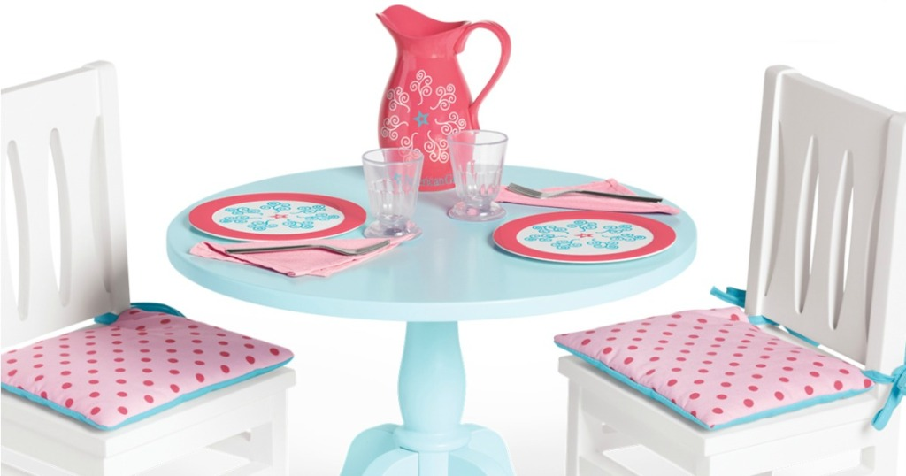 American Girl Table