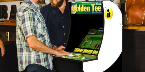$200 Off Home Arcade w/ Riser + Free Shipping & Earn $60 Kohl's Cash