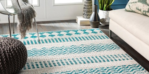 Extra 10% Off Zulily Order Today Only | Huge Savings on Large Area Rugs