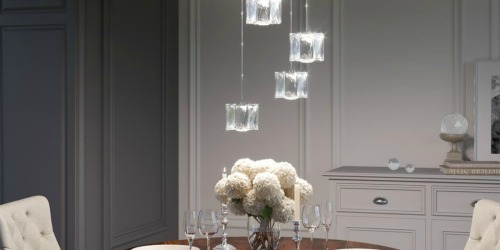 Brighten Up Your Home w/ Deep Discounts on Lighting on HomeDepot.com