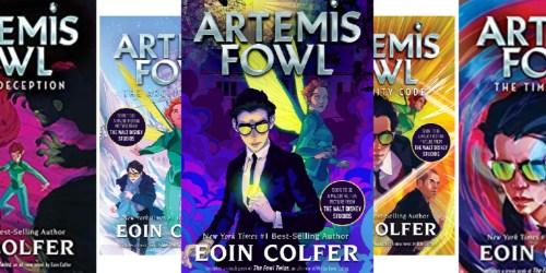 Artemis Fowl eBooks Just 99¢ Each on Amazon