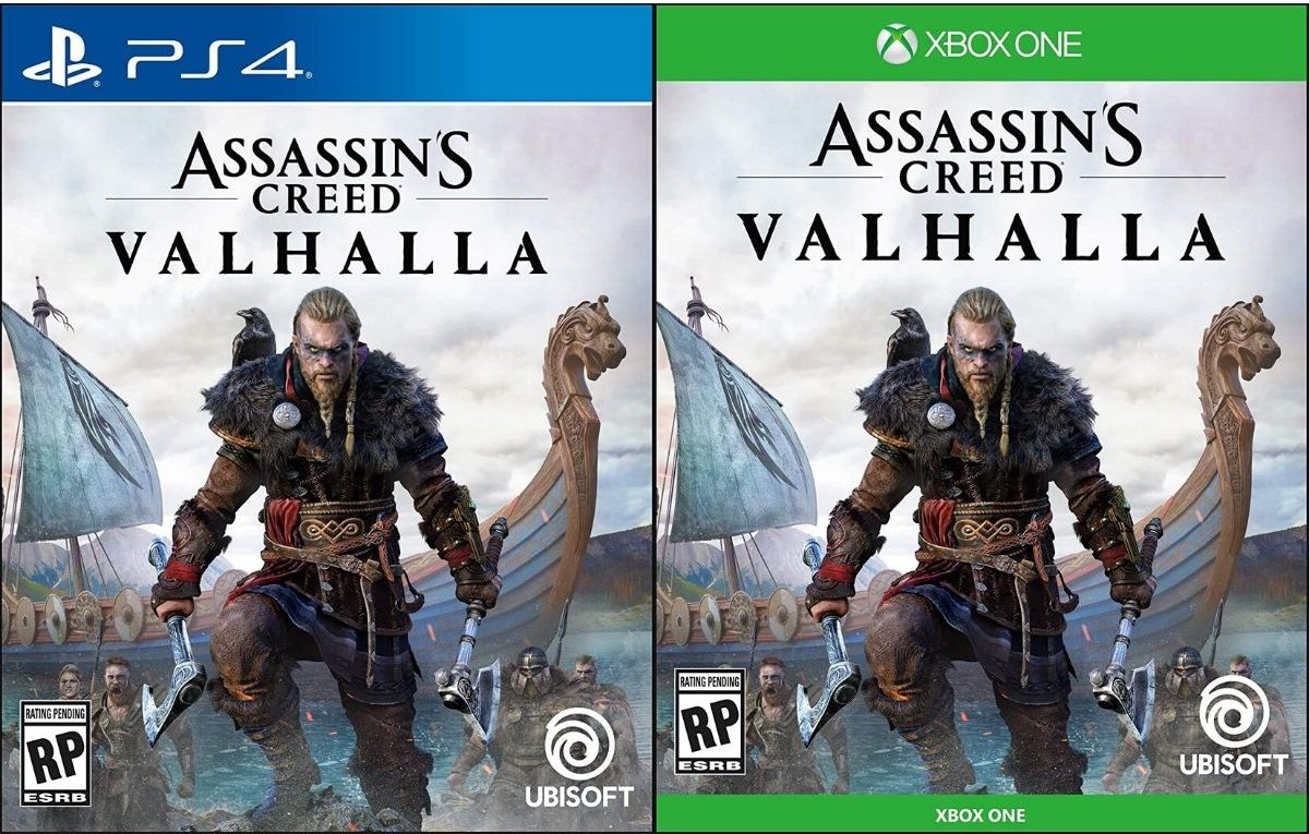 Assassin's Creed video games for playstation and xbox one