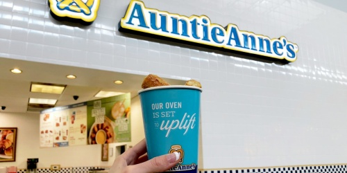 T-Mobile & Sprint Customers: $2 Off Auntie Anne's, $5 Off White Castle, Free Photo Prints & More
