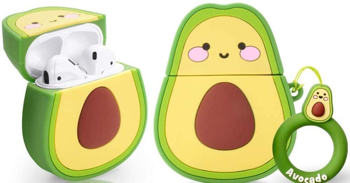 avocado charging case