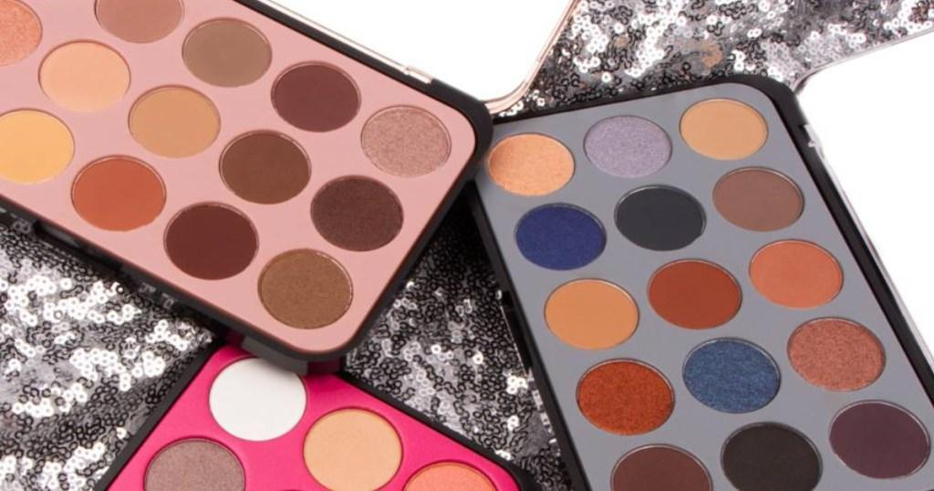3 BH Cosmetic eyeshadow palettes