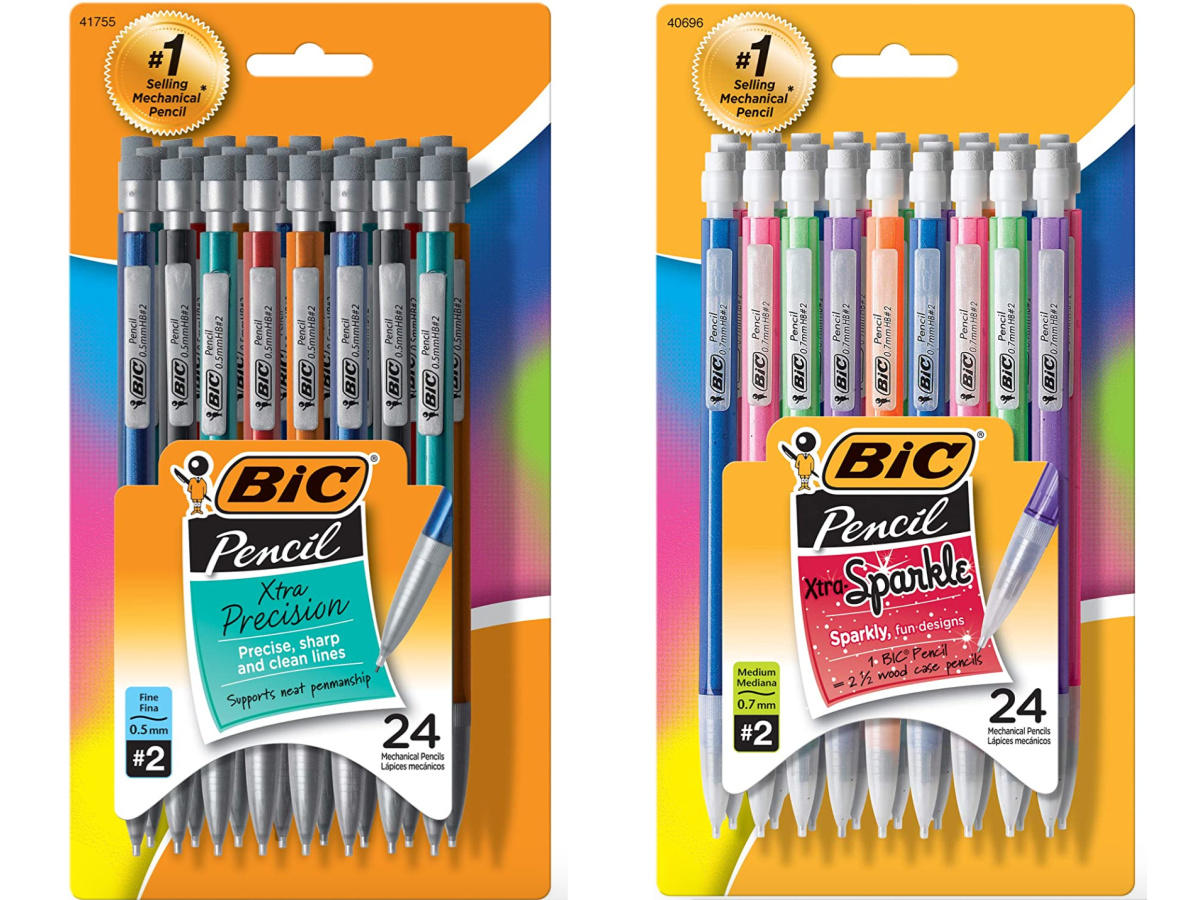 BIC Xtra-Mechanical Pencils