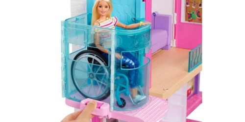 The New Barbie Dreamhouse Now Includes Wheelchair Accessible Elevator