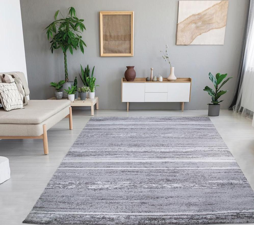 Barcas Gray Rug from Home Depot