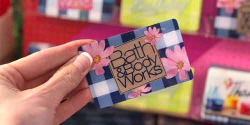 $50 Bath & Works eGift Card Only $42.50 on Kroger.com