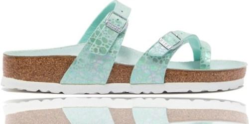 Up to 55% Off Birkenstock Women's Slide Sandals on Nordstrom Rack