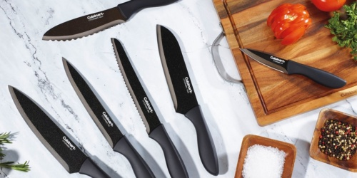 Cuisinart 12-Piece Knife Set Only $14.99 on BestBuy.com (Regularly $40)
