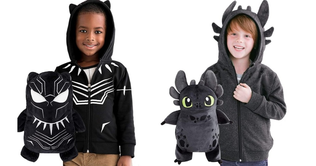 Black Panther Toothless Cubcoats