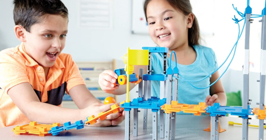 amazon learning resources building set