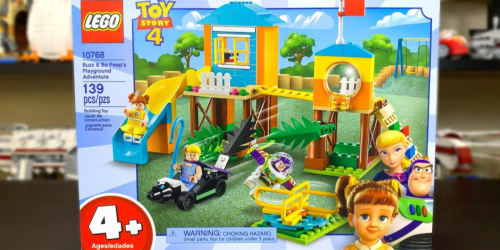 LEGO Sets from $5.59 on Barnes & Noble | Disney, Jurassic World, & More
